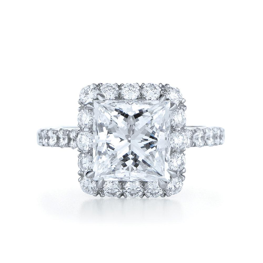 princess cut diamond rings QgwaIBoA