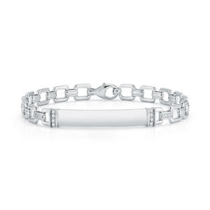 Bracelet from Kwiat Diamond Tag Collection